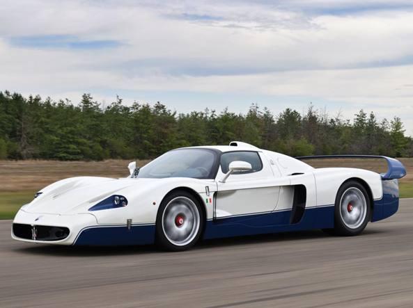 Maserati MC12, stima 1.100.000 - 1.300.000 euro