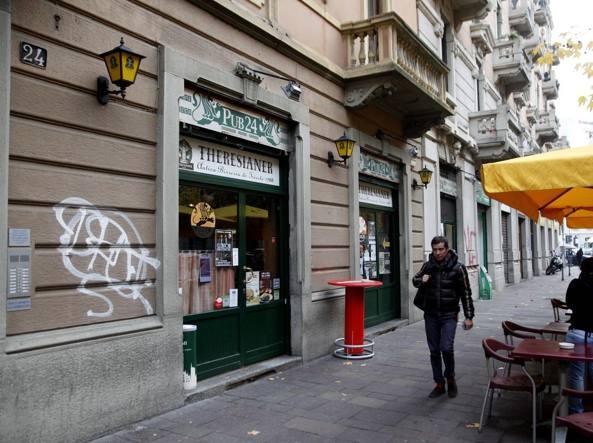 Uomo accoltellato via Borsieri Milano, fermati 4 uomini