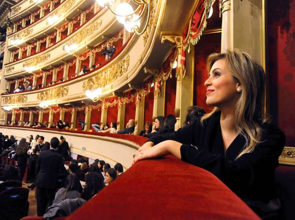 Scala, Madama Butterfly molto giapponese