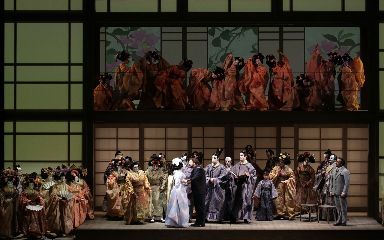 Madame Butterfly» alla Scala - Corriere.it