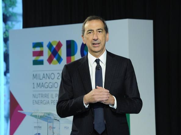 L'accusa A Giuseppe Sala i magistrati contestano l'ipotesi di falso nell'inchiesta sulla Piastra dei servizi per Expo (Newpress/Marmorino)