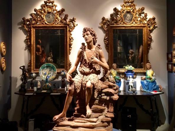 L antiquariato sposa il design una nuova mostra mercato - Mostra design milano ...