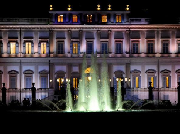Furto nella notte alla villa reale di monza rubati 40 for Appartamenti barcellona 20 euro a notte