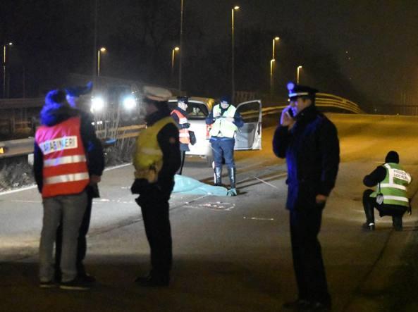 Ragazza investita strada Cassanese Segrate, morta sul copo