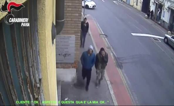 Pavia: cocaina ed eroina spacciate in risaie, tre arresti (2)