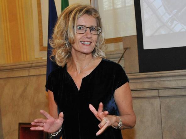 L'assessore alla Trasformazione digitale Roberta Cocco, manager di Microsoft in aspettativa (Newpress)