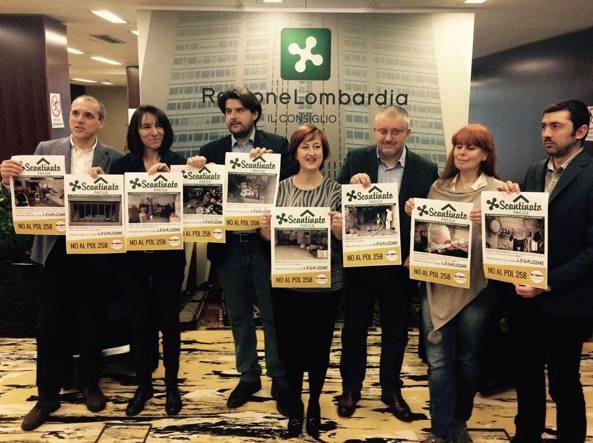 Seminterrati approvata la legge per il recupero protesta for Recupero seminterrati lombardia