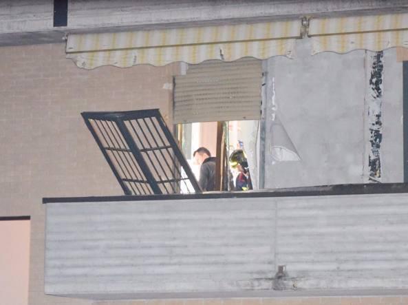 Esplosione nella palazzina Un ferito grave a Mozzate