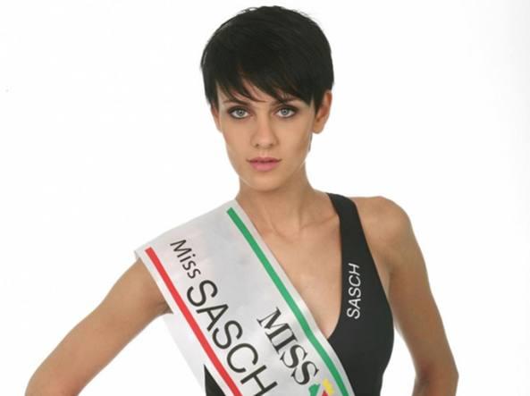 Veronica Sogni a Miss Italia nel 2009