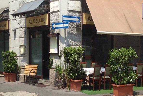 Ristorante «Al Cellini»