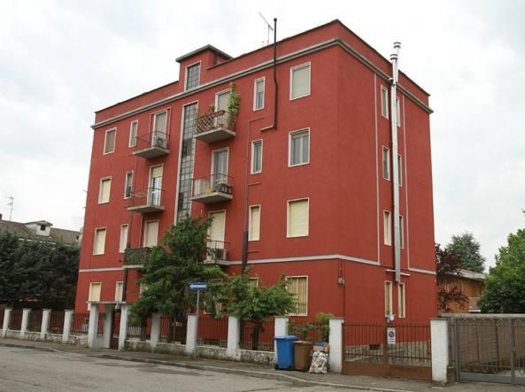 Il palazzo a gaggiano dove è avvenuto il sequestro (Antonio Varieschi)