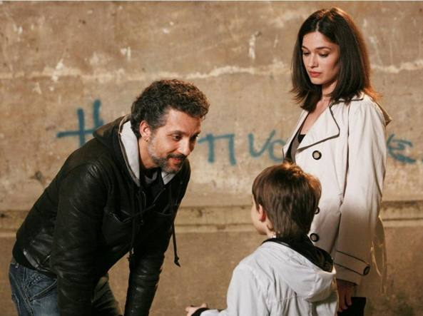 Un'immagine dal film «Sarò sempre tuo padre» con Beppe Fiorello
