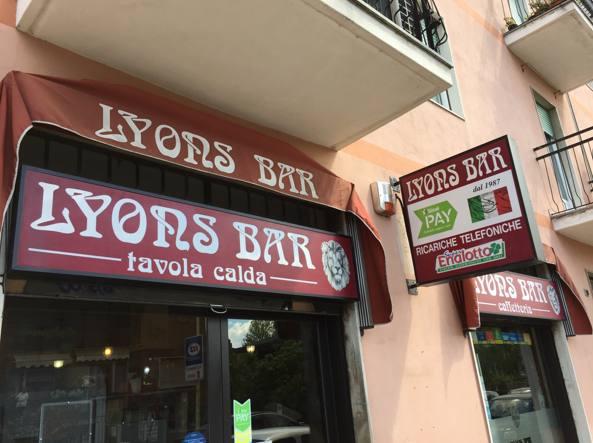 Il bar Lyons