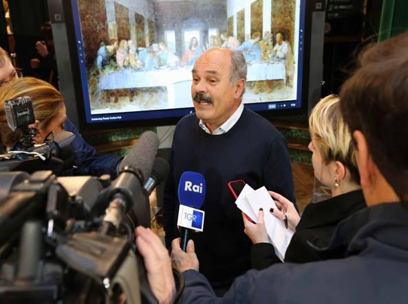 Da Farinetti un milione di euro per il restauro del Cenacolo