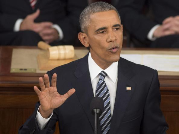 Barack Obama a Milano, domani in Fiera a Feeds&Chips