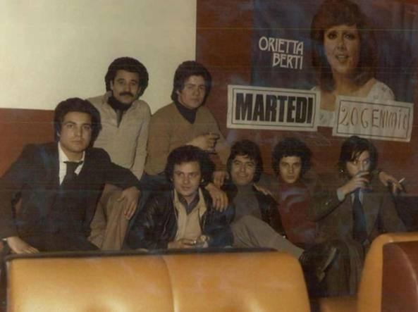 In discoteca. Il clan di Buccinasco allo Skylab nel 1975-1976