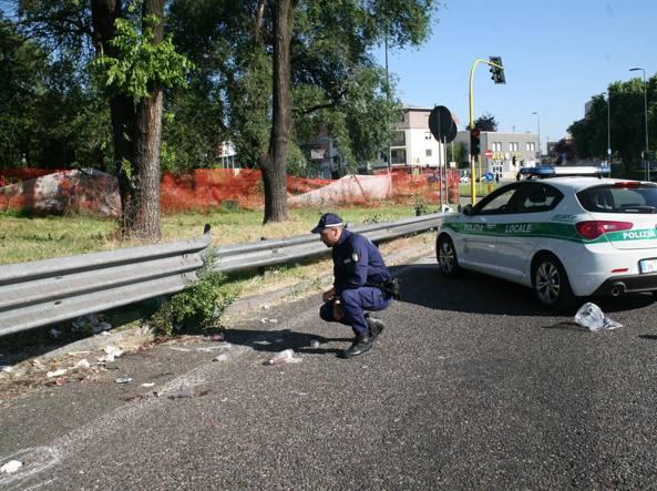 Ha investito e ucciso un senzatetto, poi lo schianto al semaforo. Arrestato
