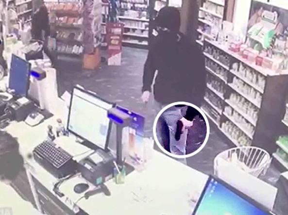 Arresto rapinatore seriale farmacie Milano, è un 21enne nullafacente non italiano