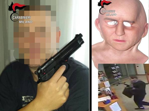 Spararono a carabiniere dopo rapina: presa la