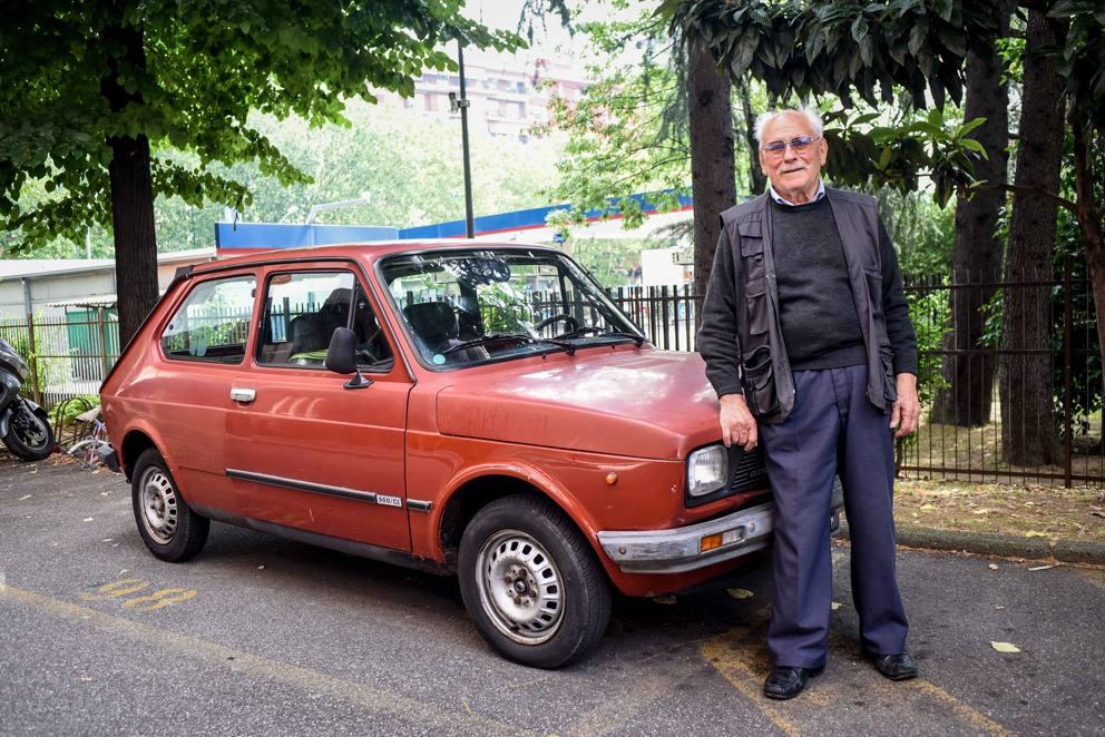 Anziani al Volante 8361123_MGZOOM