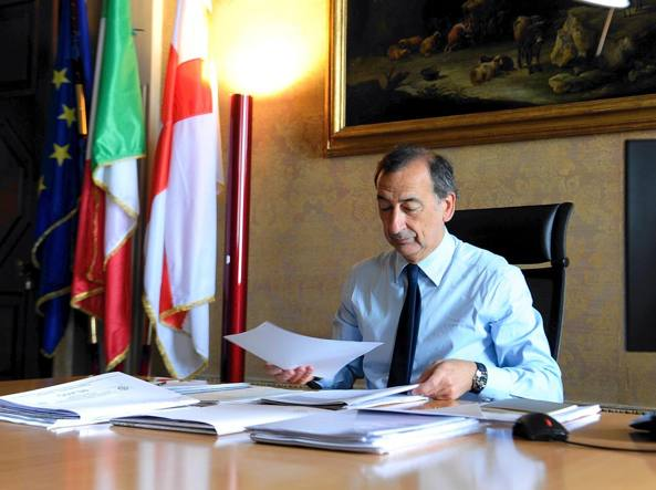 Giuseppe Sala (Fotogramma)