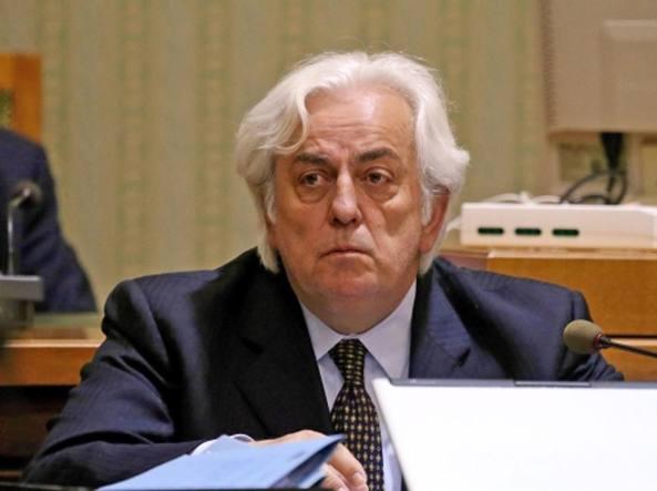 Architetto Giuseppe Luigi Minei, direttore generale Parco Adda Nord