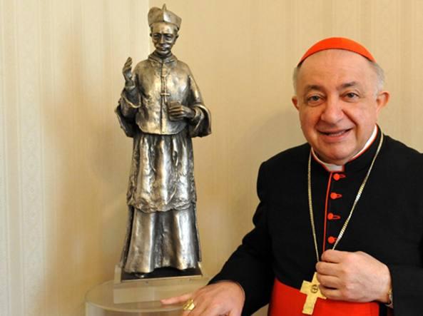 L'ex arcivescovo di Milano Tettamanzi in gravissime condizioni