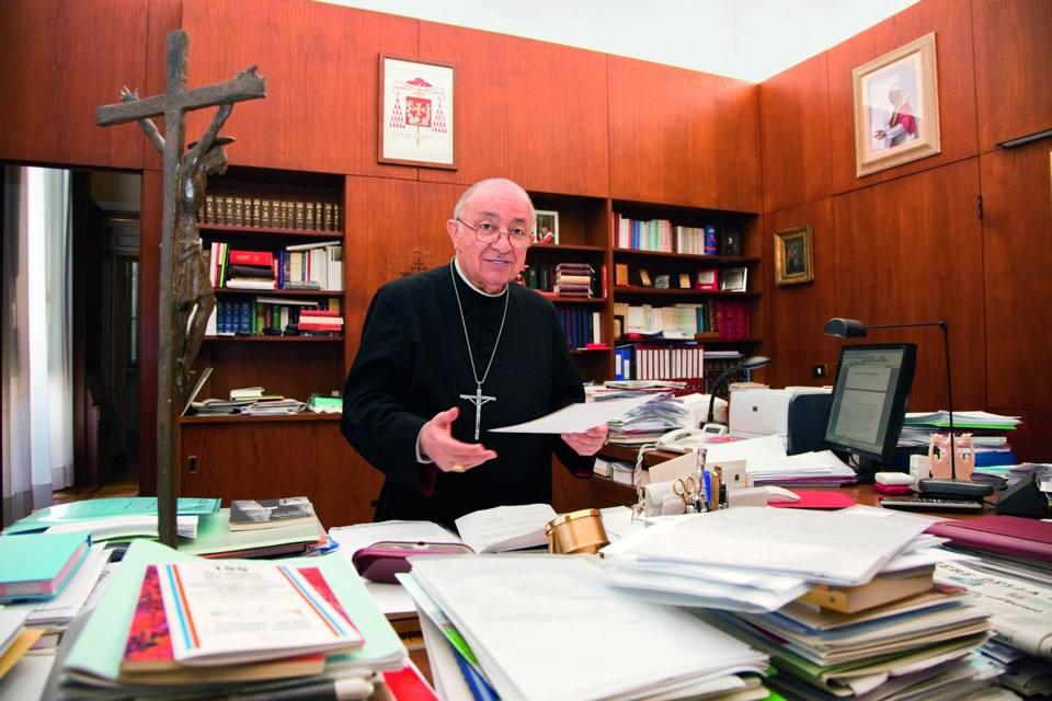 Rettore del Pontificio seminario