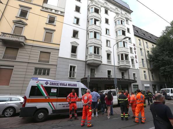 Hotel Via Fabio Filzi Milano