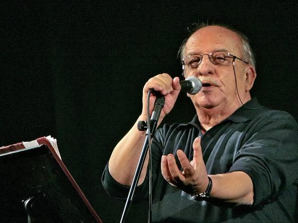Nanni Svampa, un economista ceduto al cabaret e alla canzone popolare lombarda