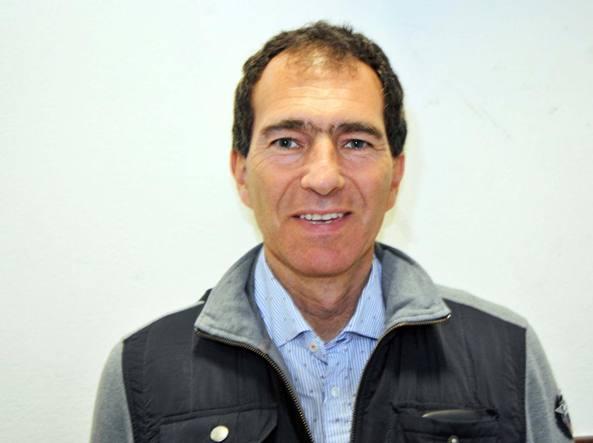 Gianluca Fidanza, vicesindaco di Comerio (Varese)