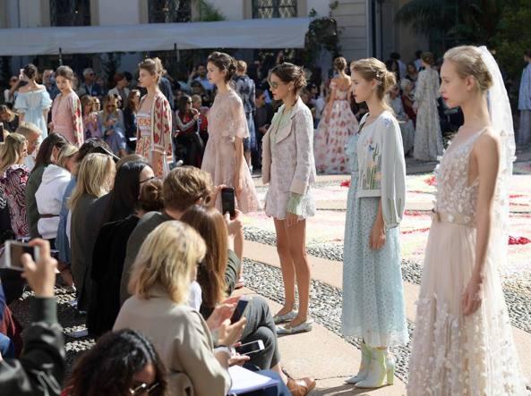 Milano settimana della moda le passerelle e la citt si for Politecnico milano design della moda