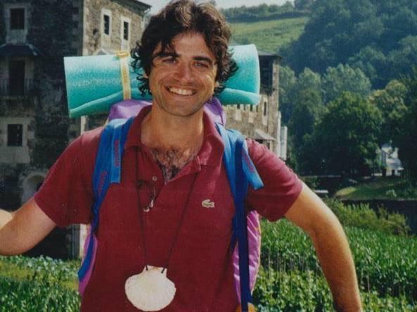 Giovanni Bernardini, 47 anni, arrestato per aver perseguitato l'eurodeputata Lara Comi