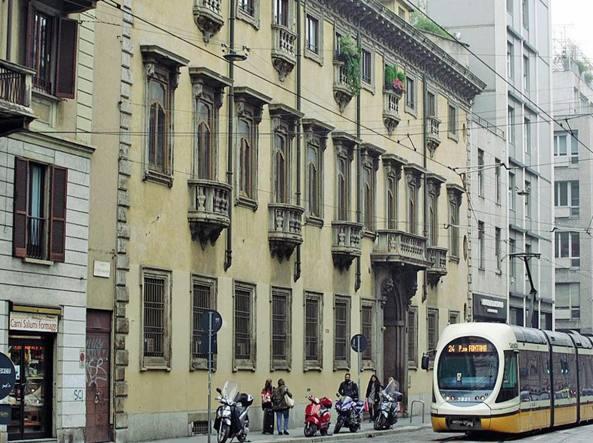 Milano quando il diavolo abitava in corso di porta romana - La porta del diavolo ...