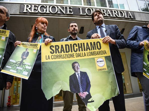 Lega: Gori candidato a presidenza Regione, si dimetta da sindaco