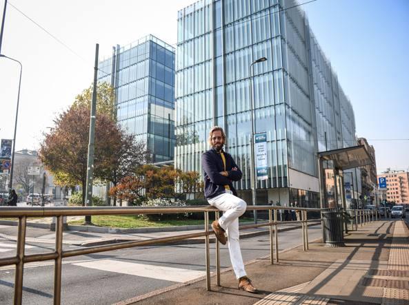 Milano amazon apre i gemelli il nuovo quartier generale for Lavoro architetto milano