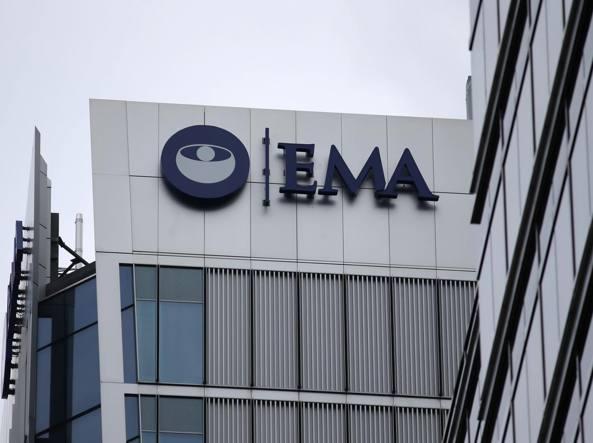 La sede dell'Agenzia europea del farmaco che si appresta ad abbandonare Londra (Afp)