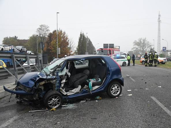 Monza, morto neonato in incidente auto