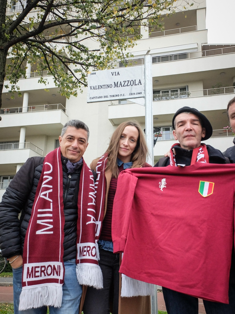 Milano via dedicata a Valentino Mazzola Corriere