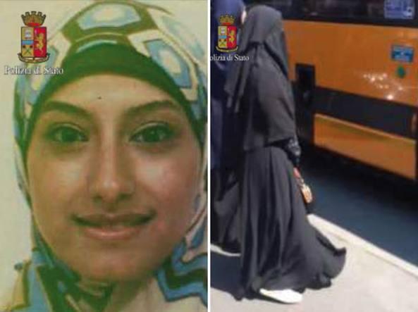 Milano, espulsa 22enne egiziana: aspettava ok ISIS per attentato suicida