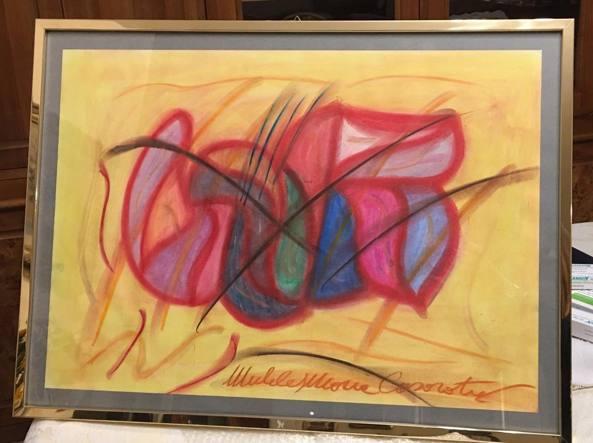 Il quadro di Michele Maria Casorati venduto a 1,3 milioni a Dubai
