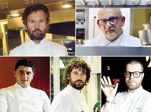 Guida Michelin 2018, i ristoranti 'stellati' in Umbria sono due