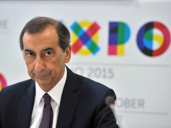Il sindaco di Milano Giuseppe Sala, ex amministratore delegato di Expo