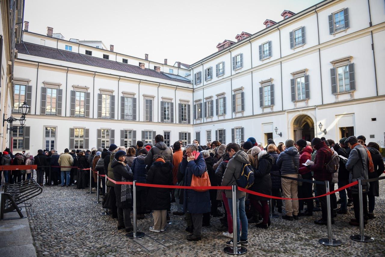 Milano caravaggio il pittore dell anno boom di ingressi for Caravaggio a milano