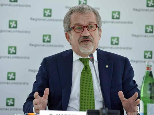 Regionali, Maroni non si ricandida: via libera a Fontana