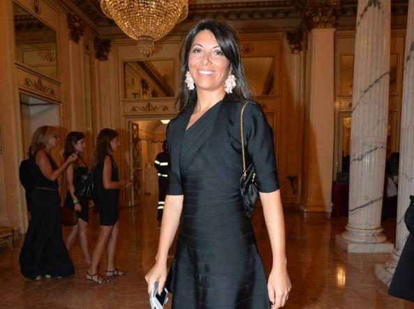 Isabella Votino, storica portavoce e consigliera del governatore Roberto Maroni (Fotogramma)