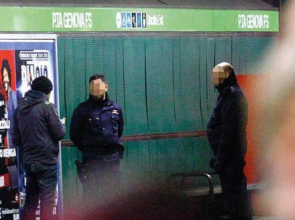 Milano l ultimo metr di porta genova tra alcolici - Milano porta genova treni ...