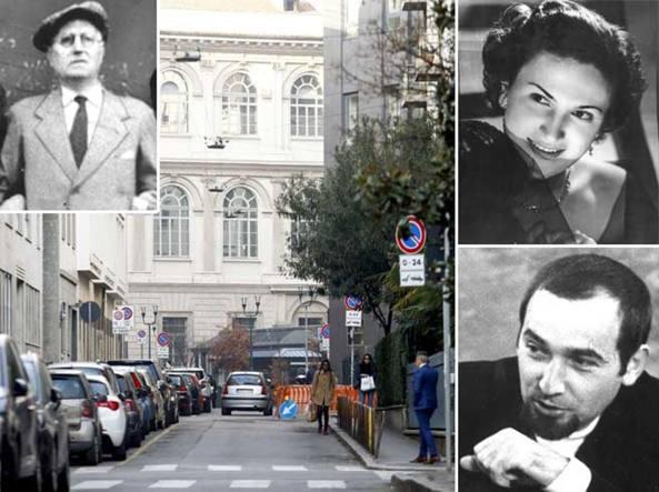 Milano 1969 la bella signora il suo giovane amante e lo for Via san fermo milano