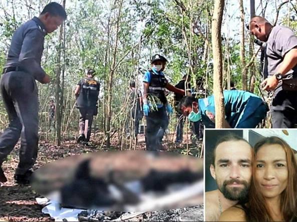 Italiano ucciso e bruciato in Thailandia: arrestata anche l'ex moglie
