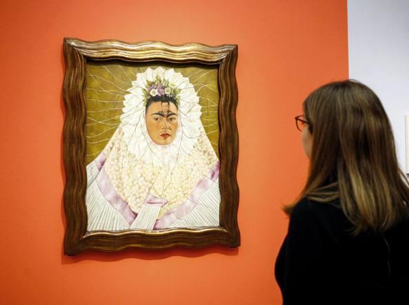 Frida Kahlo, oltre il mito pop